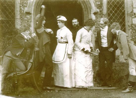 Drama 1885