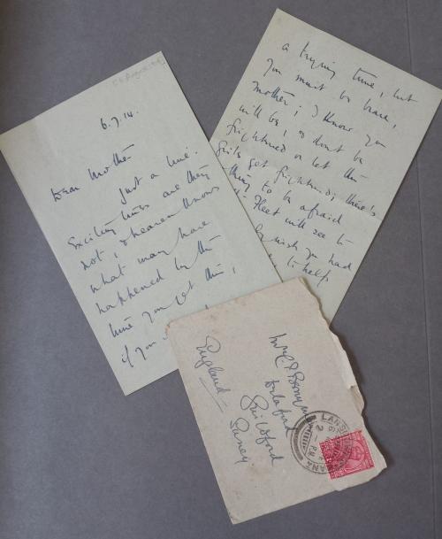 Berryman Teds-1st-Letter