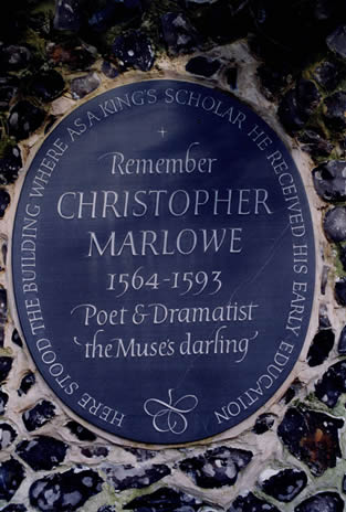 marloweplaque