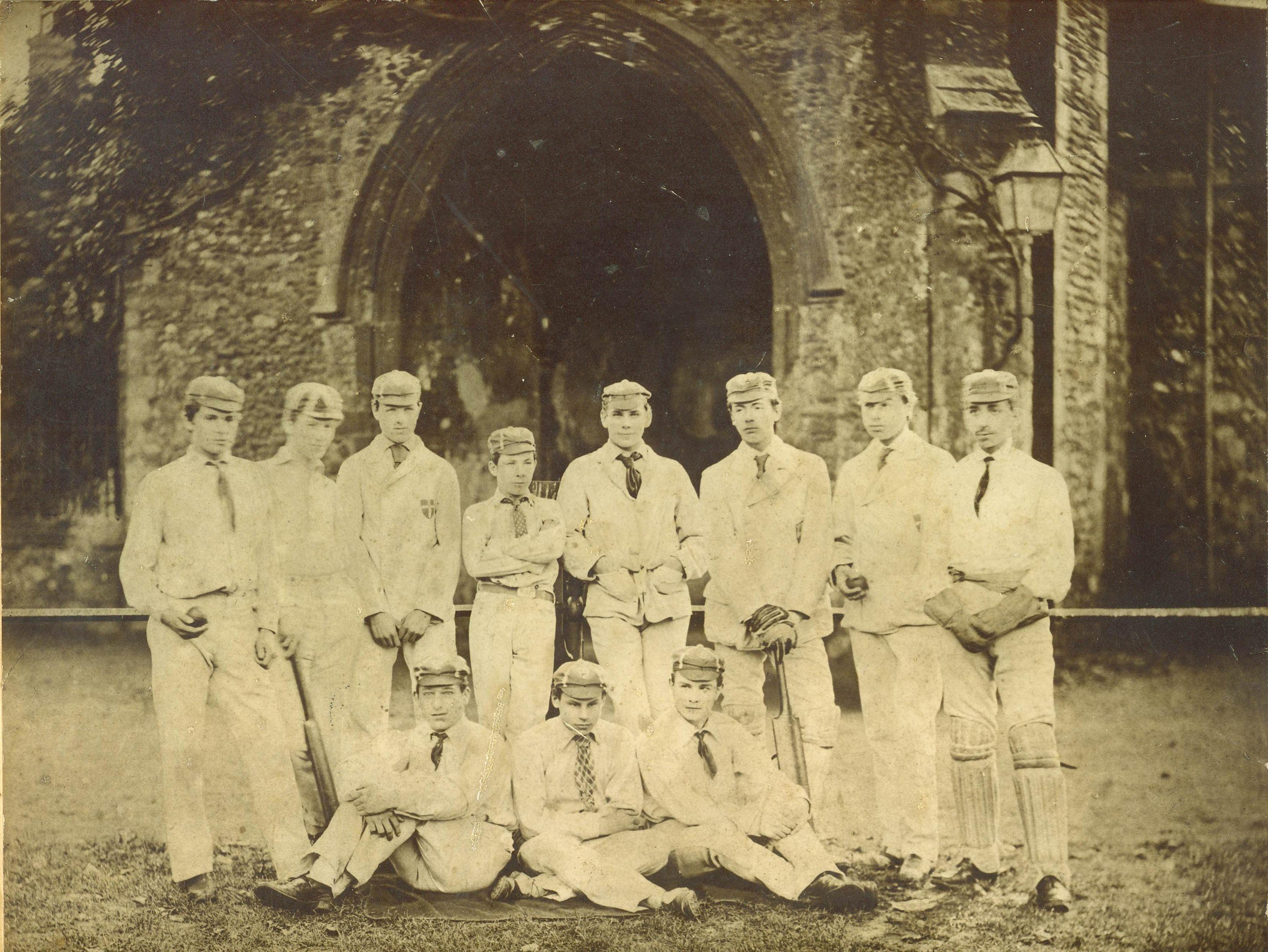 1875 cricket