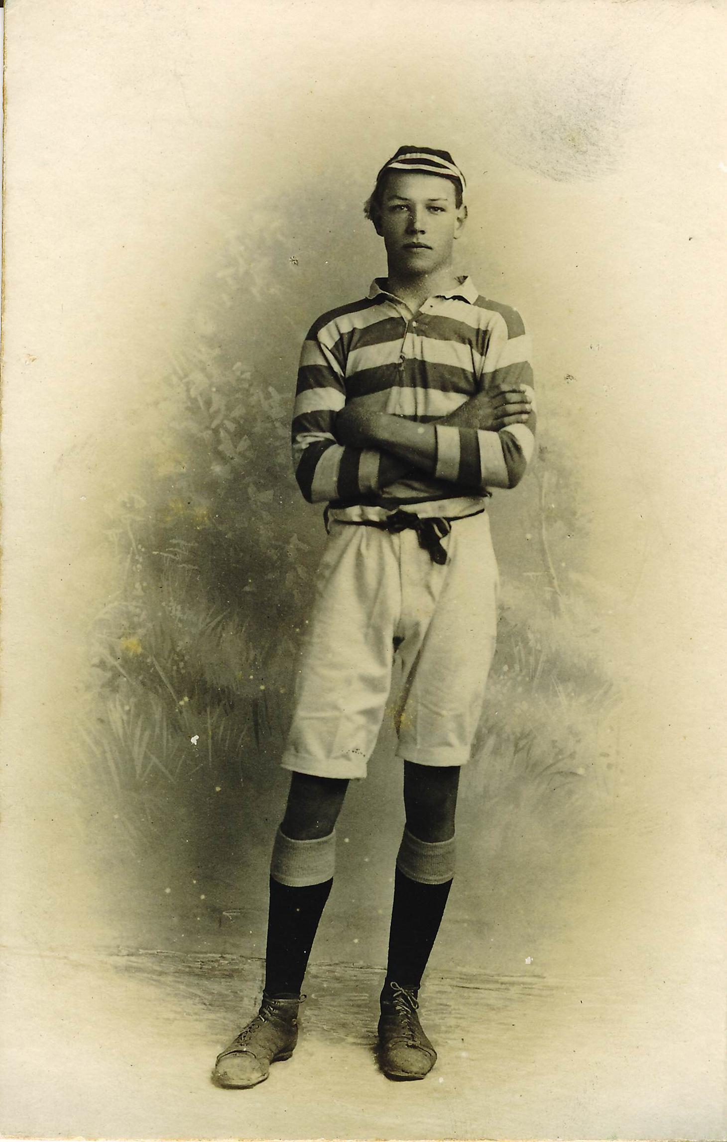 Dean AVT rugby 1917